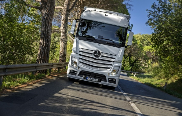 Picture Mercedes-Benz, truck, Mercedes, 2011, Actros