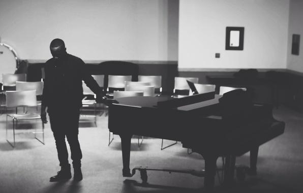 Picture music, room, piano, musician