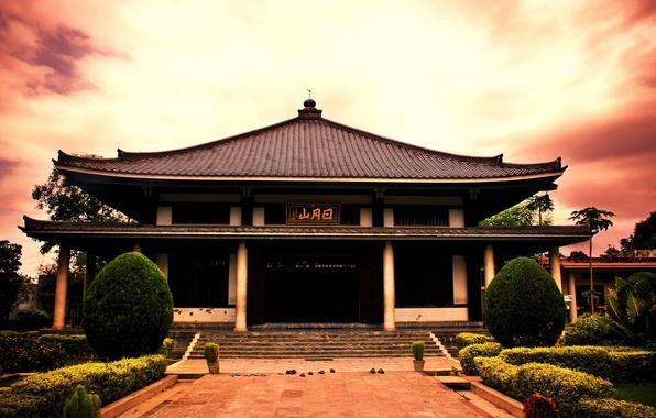 Picture Japan, temple