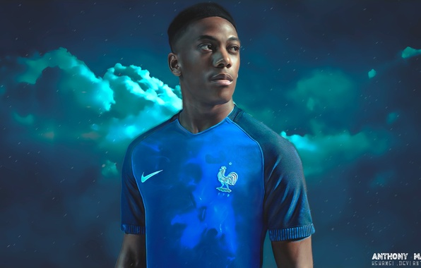 Picture football, sport, France, France, football, Manchester United, Manchester United, hshamsi, Anthony Martial
