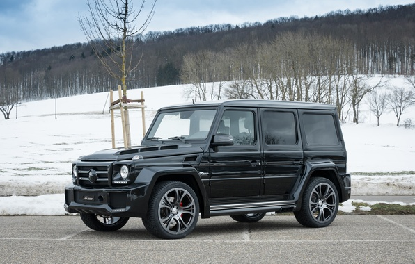Picture Mercedes-Benz, Mercedes, BRABUS, Gaelic, g, G-Class, Benz, FAB Design, W463, 2015
