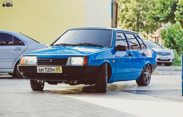 Photo wallpaper Lada, BPAN, 21099, Auto, Lada, auto, machine, Without Landing Auto No, VAZ