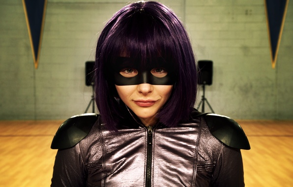 Picture girl, the film, actress, mask, parody, hit girl, Comedy, kick ass 2, chloe grace moretz, …