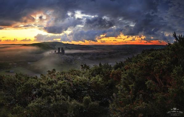 Picture clouds, hills, photographer, photography, photographer, Lies Thru a Lens