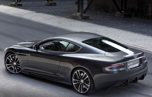Picture Aston Martin, tuning, DBS, car, back, Edo Competition
