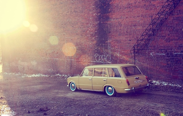 Picture Lada, vaz, VAZ, lada, Lada, 2102, low classic