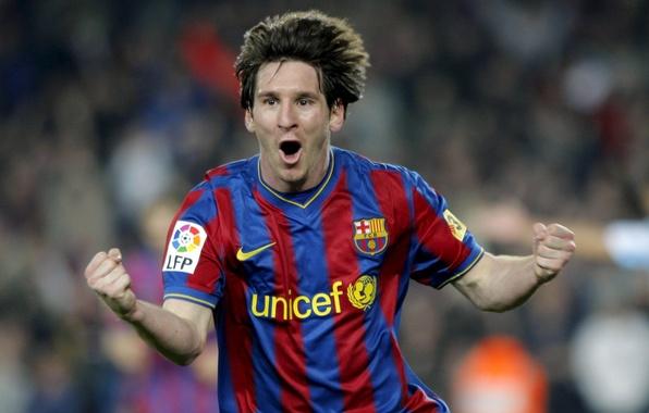 Picture football, player, Barcelona, lionel messi, WALLPAPER, Lionel Messi