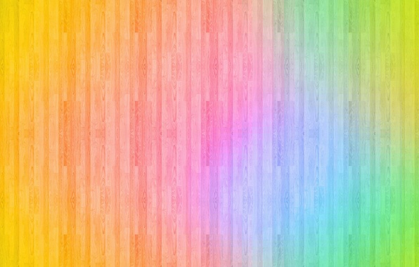 Picture colors, colorful, abstract, wood