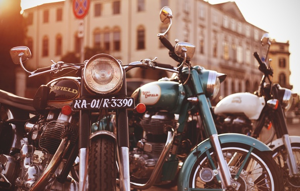 Picture vintage, motorcycle, classic, motorbike, cafe racer