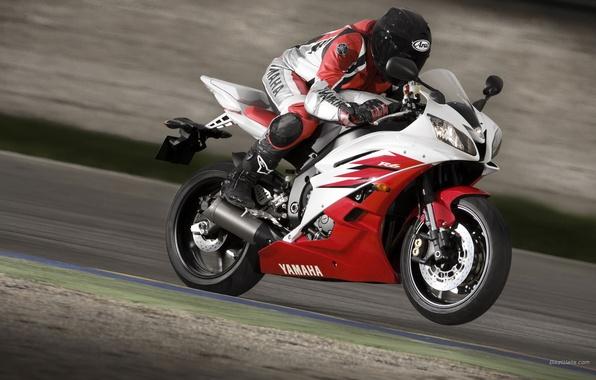 Picture yamaha, moto, r600