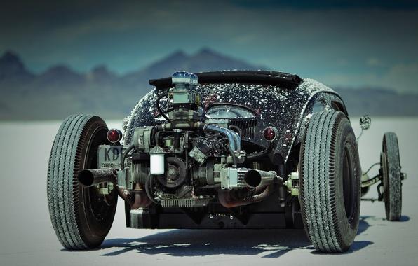 Picture engine, power, hot rod, salt, hot rod, salt lake, Custom Classic Car