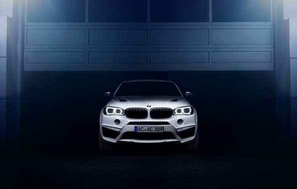 Picture car, bmw, tuning, falcon, ac schnitzer, x6m