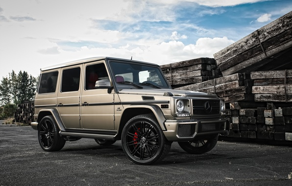 Picture SUV, Mercedes, AMG, G63
