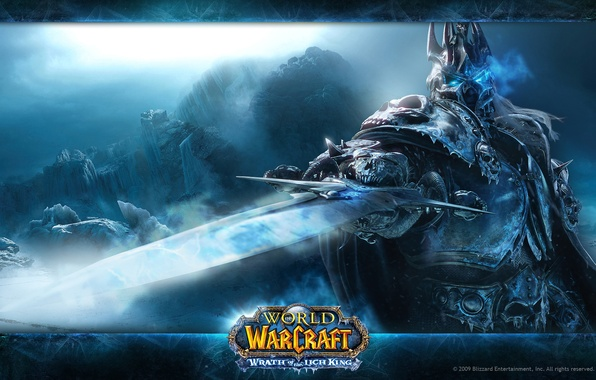 Picture WoW, World of Warcraft, Lich King