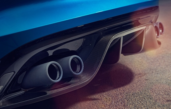 Picture car, Concept, pipe, Jaguar, exhaust, back, Project 7