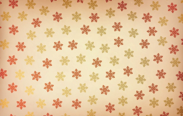 Picture surface, snowflakes, texture, texture, 2560x1600