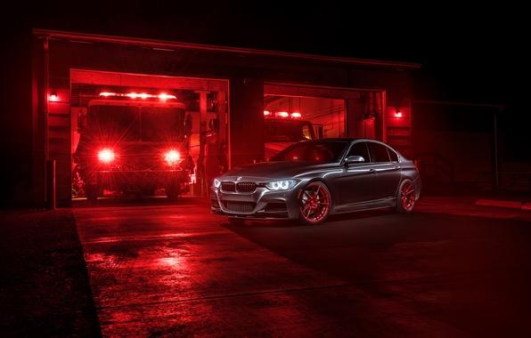 Picture BMW, Light, German, Red, Car, 335i, Sport, F80