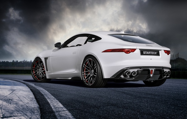 Picture coupe, Jaguar, Jaguar, Coupe, F-Type, Startech, 2015