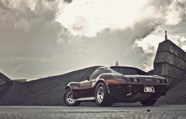 Picture Corvette, Chevrolet, Chevrolet, Stingray, Corvette, Stingray