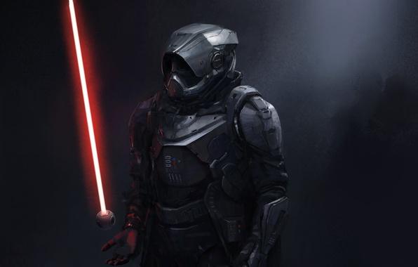 Picture star wars, darth vader, fan art, jedi, sith, Anakin Skywalker
