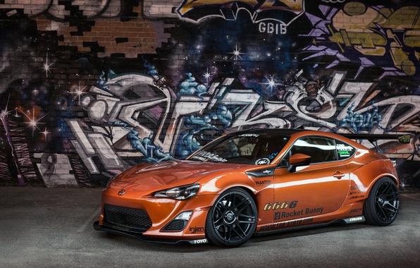 Picture graffiti, toyota, Toyota, scion, Scion, fr-s