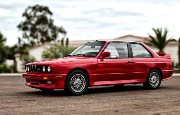 Picture BMW, coupe, BMW, Coupe, E30, US-spec, 1987