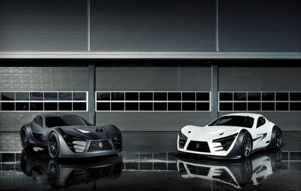 Picture supercar, autowalls, felino cb7