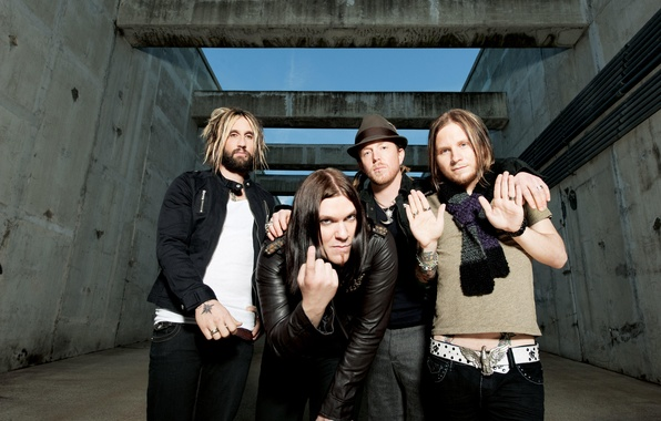 Picture Music, Music, Hard Rock, American Rock Band, Shinedown, Post-Grunge, Alternative Metal