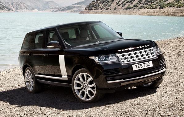 Picture Sea, Black, Machine, Desktop, Car, 2012, Car, Black, Is, Wallpapers, New, Land, Rover, Wallpaper, Automobiles, …