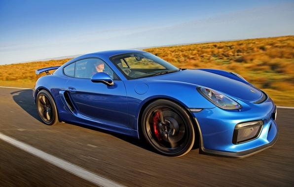 Picture Porsche, Cayman, Porsche, GT4, Caiman