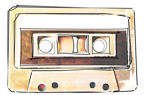 Picture style, music, cassette