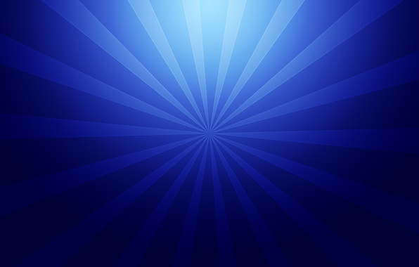 Picture rays, line, blue, abstraction, creative, background, abstraction