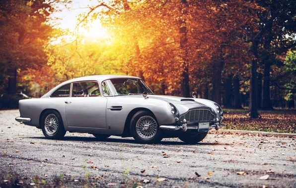 Picture Aston, Martin, DB5