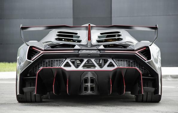 Picture ass, Auto, Lamborghini, Machine, supercar, Veneno
