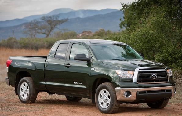 Picture machine, pickup, Toyota