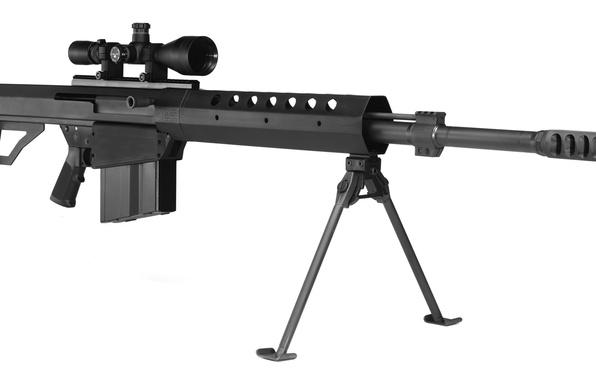 Picture sniper rifle, heavy, Serbu, BFG-50A