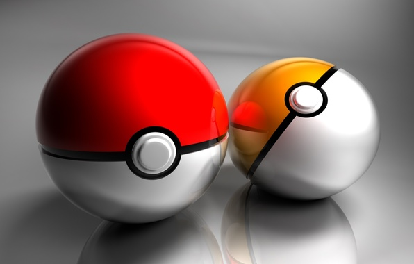 Picture ball, Pokemon, sphere