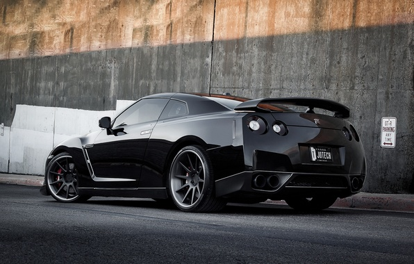 Picture Auto, Wall, Tuning, GTR, Machine, Nissan, Drives