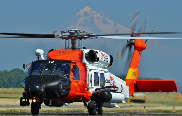 Picture helicopter, Sikorsky, coast, protection, Jayhawk, MH-60T