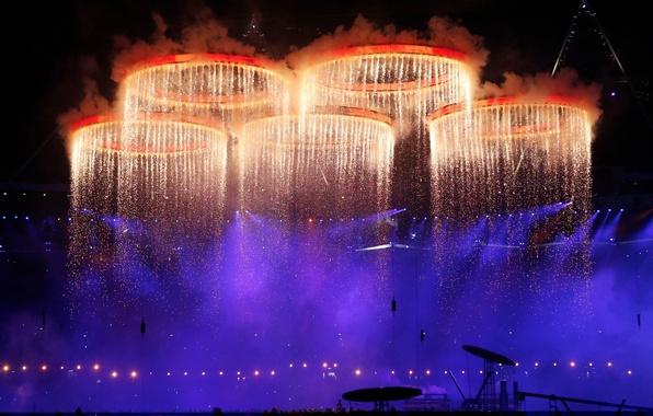 Picture sport, London, ring, Olympics, sport, 2012, london
