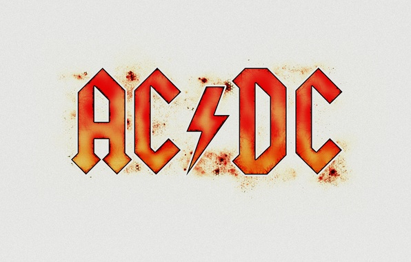 Picture style, music, background, group, hard rock, AC/DC, an AC/DC