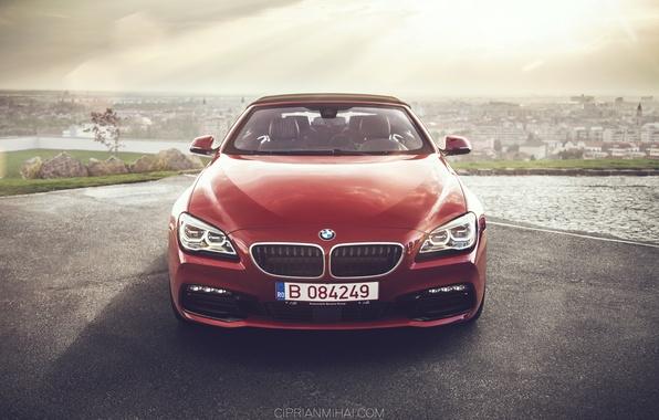 Picture car, bmw, red, cabrio, Ciprian Mihai, 640