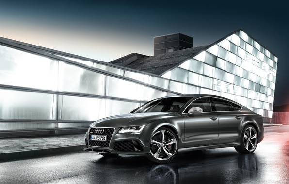 Picture Audi, 2014, RS7