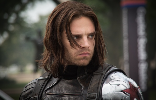 Picture Captain America, Sebastian Stan, Winter Soldier, Bucky Barnes, Another war