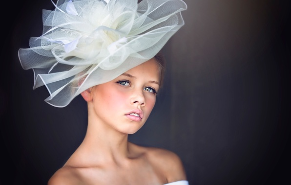 Picture portrait, girl, the beauty, Charleston, Julia Altork