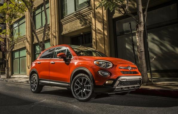 Picture Fiat, Fiat, 2015, 500X, Trekking