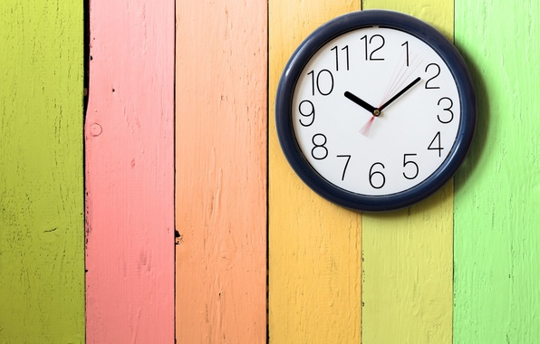 Picture time, strip, background, Wallpaper, arrows, Board, colored, paint, watch, dial, different, widescreen, full screen, HD …