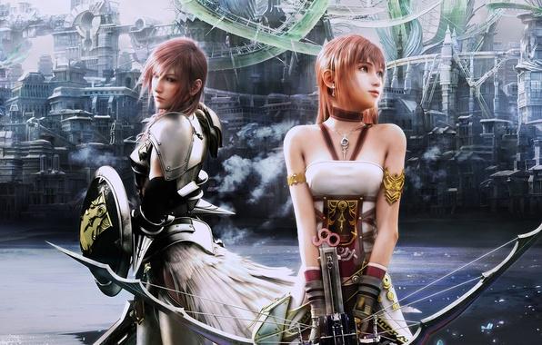Picture Final Fantasy, final fantasy 13, Final Fantasy XIII-2
