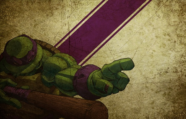 Picture Teenage mutant ninja turtles, NINJA TURTLES, Donatello, Donatello
