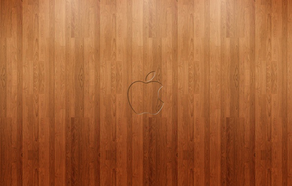 Picture background, apple, Apple, minimalism, texture, logo, flooring